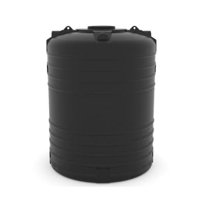 water tank built on the Big Island of Hawaii